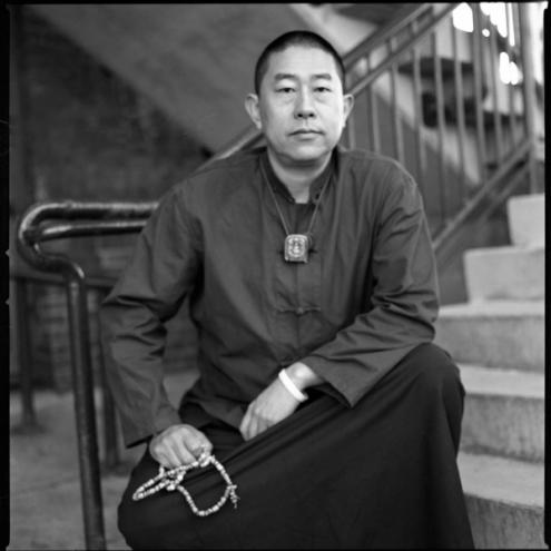 Lee, Buddhist Monk